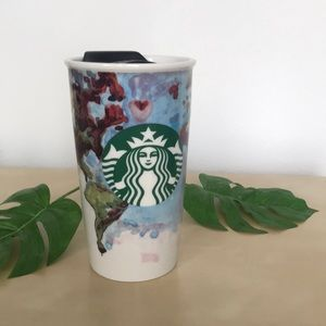 Starbucks World Ceramic Reusable Collectable Cup